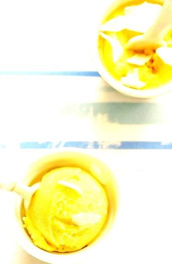 Ice-Cream, Mango