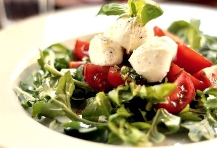 Salad, Cheese