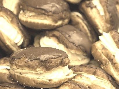Eclair, Chocolate