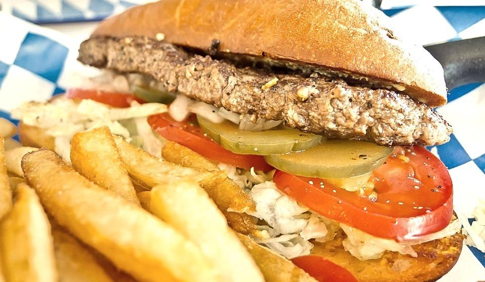 Mias Table:- Hamburger (by garyrwise)