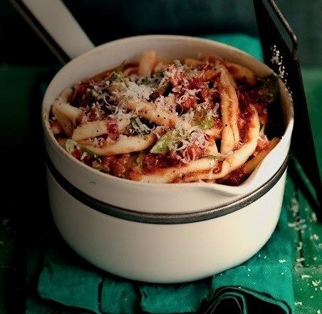 Fusilli with Summer Tomato Sauce // More Fast & Delicious Pasta