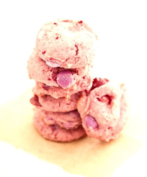 Recipe: Strawberry Cake Mix Cookies