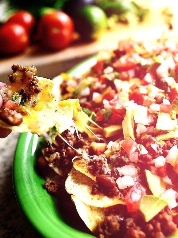 Recipe: Loaded Nachos