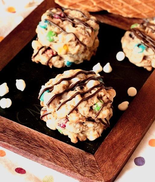 Recipe: Ice Cream Sundae Cookies