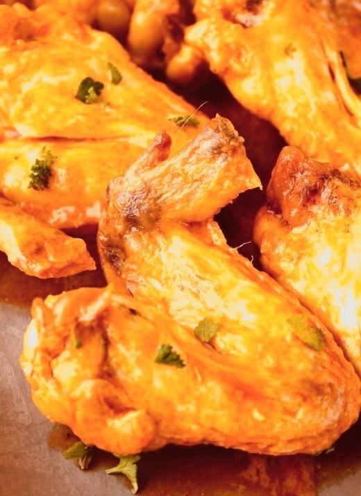 3 Ingredient Buffalo Chicken Recipe