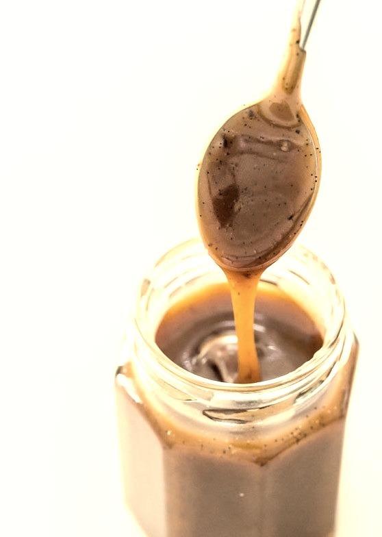 Vanilla Caramel Sauce